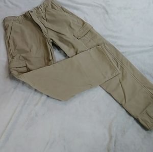 Flanel lined cargo pants WRANGLER authentic _32/34